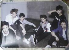 EXO-M Mini Album Vol. 1 MAMA Taiwan Promo Poster (EXO)