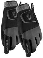 TaylorMade Mens Rain Control Golf Glove Black X-large