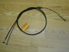 Suzuki NOS RM465, RM500, 1981-83, Clutch Cable Assembly, # 58200-14211   S81