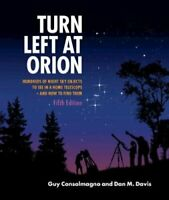 Turn Left at Orion Hundreds of Night Sky Objects to See in a Ho... 9781108457569