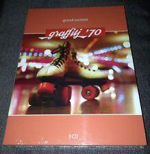 Graffiti '70 Grandi Successi 3 CD Cofanetto Nuovo Best Of Greatest Hits