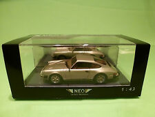 NEO SCALE MODELS  PORSCHE 911 CARRERA COUPE  43241 - 1:43 - VERY GOOD IN BOX