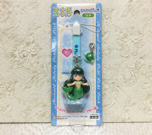 NEW Rare Mermaid Melody Pichi Pichi Pitch Figure Strap 4 Types Official Japan
