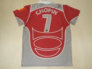 Shirt Trikot Maillot Rugby Sport France Chopin 7 Size M