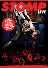 STOMP - LIVE - DVD - REGION 2 UK