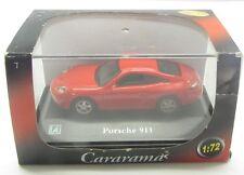* 1/72 * Cararama * Porsche 911 * Red * Boxed *