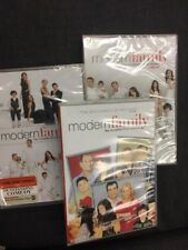 (3) Modern Family Season DVD Lot: Modern Family Seasons 1, 2 & 3     10 DVDs