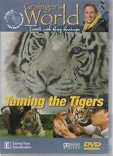 Grainger's World:Travels With Greg Grainger DVD Taming The Tigers