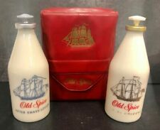 Vintage After Shave & Cologne OLD SPICE by SHULTON,30&30cc, Unused, in gift pack
