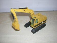 NZG 190 1:50 Bagger Modell - Caterpillar Cat 215 Hydraulikbagger