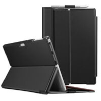 For Microsoft Surface Pro 6 / Surface Pro 5 Pro 4 Multiple Angle Slim Case Cover