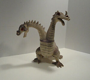 Vintage Imperial Two Headed Dragon 1985