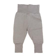 H&M  legging rayé  fille  3 mois