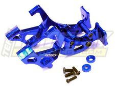 Integy Evolution-5 Wing Mount for Traxxas 1/10 Revo 3.3 / E-Revo T3269BLUE