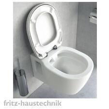 Ideal Standard Connect Tiefspül WC Spülrandlos inkl. Softclosing Sitz weiß