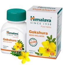 Himalaya Gokshura (Tribulus Terrestris) Men's Wellness 60 Tablets Herbal Product