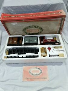 Mamod RS3 Steam Railway Set In Superb Condition With Original Box & Accessories