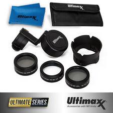 ULTIMAXX DJI Phantom 4 7pc Filter Kit UV, CPL, ND2-ND400 + Lens Cap + Case