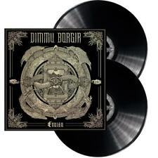 DIMMU BORGIR - EONIAN - 2LP BLACK VINYL NEW SEALED 2018 - 180 GRAM