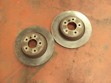 BMW E90 E92 E93 E84 REAR BRAKE DISC P/N 6855004 336mm X 22mm 330D 320D 335I 325