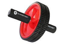 Abdominal Wheel Roller Double Exercise Ab Fitness GYM Workout ABS Foam Handles