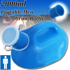 2000ML Outdoor Urine Bottle Male Mens Pee Urinal Storage Camping Portable Eyeful