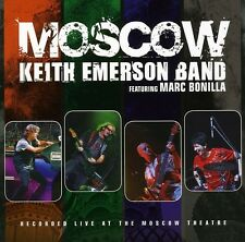 Keith Emerson, Keith Emerson Band - Moscow [New CD] Germany - Import