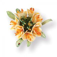 Sizzix Thinlits Dies - Susan's Garden - Flower, Clivia