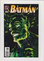 Batman DC Comics #527 NM- 9.2 Gotham vs. Two-Face 1996