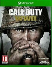 Xbox one Call Of Duty WWII COD PRISTINE 1st Class SUPER FAST and FREE Delivery