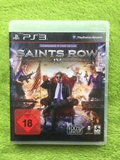 PS3 - Saints Row IV 4 (USK18)