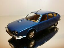 POLISTIL S38 CITROEN CX 2200 - BLUE METALLIC 1:25 - GOOD CONDITION