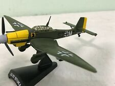Corgi JU 87 Stuka  Die Cast WW2 fighter plane 1:110 used no box