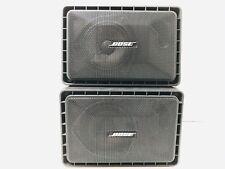 Vintage Bose Roommate II Powered Speaker System (2 Speakers)/Tested & Work!!