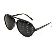 Glasses Vision Anti-fatigue Eyesight Care Improver Stenopeic Pinhole Exercise