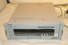 Sony DSR-80 Player Recorder Digital Analog Deck MiniDV DV DVCAM VCR