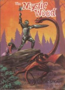 Avalon Hill Fantasy Mystic Wood VG+