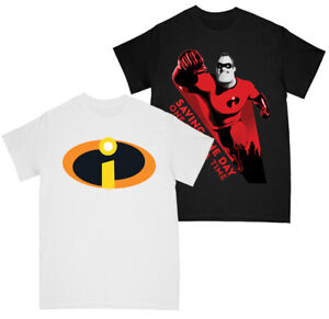 Disney The Incredibles 2 Boys Costume Logo - Saving The Day T-shirt Multi Pack