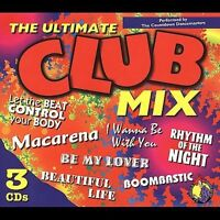 Ultimate Dance Mix Box Set - Music CD - Various Artists -  1997-03-11 - Madacy R