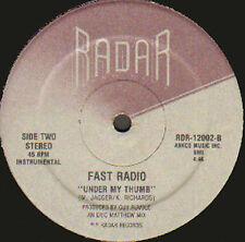 FAST RADIO - Under My Thumb - Radar