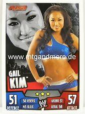 Slam Attax Rumble-Gail Kim-RAW