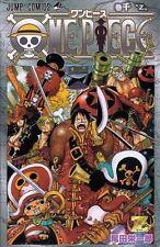ONE PIECE (1000) Japanese original version / manga comics / Film Z