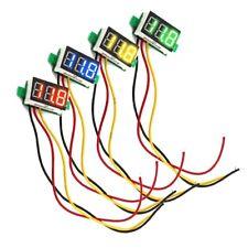 Digital Voltmeter Voltage Meter DC LE0 100V Car Mobile Power Tester Detector 12V