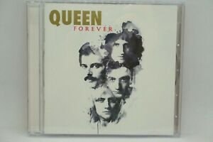 QUEEN : FOREVER  (Compilation) CD Album - FREDDIE MERCURY