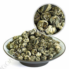 100g 100% Organic Supreme King grade Jasmine Dragon Pearl Ball Chinese GREEN TEA