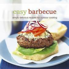 Easy Barbecue (Cookery), Ryland Peters & Small, Very Good condition, Book