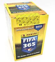 """Panini Fifa 365 Sticker """"2021"""" -  1 x Display je  50 Stickertüten 20/21"""