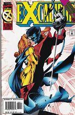 EXCALIBUR Vol. 89 No. 1 Marvel Comics X-Men Deluxe 1995 NEW