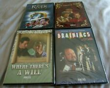 CHILDREN's DVD LOT OF 4 FEATURE FILMS FOR FAMILIES THE FIRST OF MAY + MORE NEW