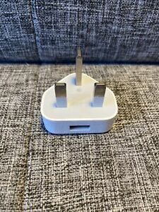 Apple MD812B/C 5W USB Power Adapter for iPhone/iPod - White